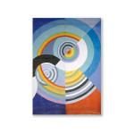 Mini Artbook Delaunay Rythme3 12 x 17 cm