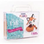 Kit figurine FIMO Cali la renarde