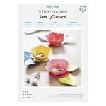 Kit papier Vide-poches les fleurs