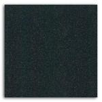 Tissu GLITTER thermocollant pailleté A4 - Noir