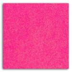 Tissu GLITTER thermocollant pailleté A4 - Rose