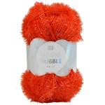 Creative Bubble - Laine éponge à tricoter - Rouge - 90 m