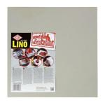Plaque de lino 30,5 x 30,5 cm ep. 3,2 mm