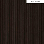 Carton ondulé mini - Chocolat - 220 g - 50 x 70 cm
