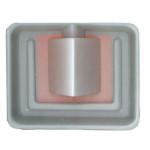 Moule à bougie Cube 80 mm