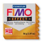 Pâte polymère Fimo Effect 56g - 11 - Or métallique