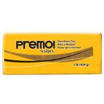 Pâte polymère Premo 454 g - 5572 - Cadmium Yellow