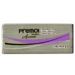Pâte polymère Premo 454 g - 5129 - Silver