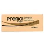 Pâte polymère Premo 454 g - 5092 - Beige