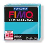 Pâte polymère Fimo Pro 85 g - 32 - Turquoise