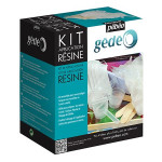 Kit d'application résine cristal
