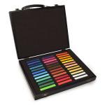 Pastels secs Campus Coffret bois noir 36 couleurs