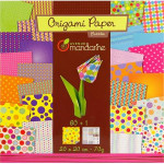 Papier origami Bubbles 20x20cm 60 feuilles