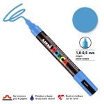 Marqueur PC-5M pointe conique moyenne - Bleu ciel