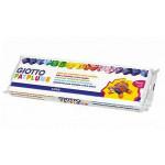 Pâte à modeler Patplume 350g - Blanc
