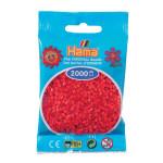 Perle à repasser Mini 2000 pièces - Rouge