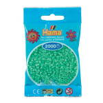 Perle à repasser Mini 2000 pièces - Vert clair