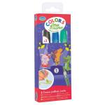 Feutre pailleté Colors glitter marker