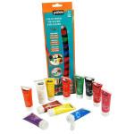 Kit découverte Primacolor 12 tubes 20 ml