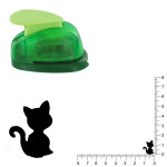 Petit perforatrice - Chat - Env 1.5 cm