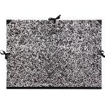 Carton de rangement pour papiers Annonay - 52x72 cm - noir