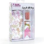 Boîte à cadeaux Floral x 6
