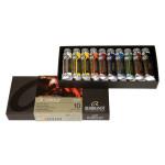 Peinture à l'huile extra-fine - Set de base 10 tubes Royal Talens