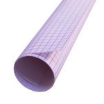 Polyphane opaque adhésif au mètre - largeur 1.20 m épaisseur 30/100ème