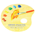 Palette pelable 25 x 30 cm 40 feuilles