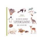 Livre Dessiner des animaux supermignons en couleur