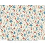 Papier Italien 50 x 70 cm 85 g/m² Fleurs des champs