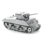 Maquette Char de Combat Sherman Tank