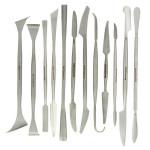 Outil pour le plâtre set L - 12 pièces