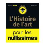 Livre L'histoire de l'art pour les nullissimes