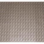 Papier Indien 56 x 76 cm 100 g/m² Kraft fini main motifs noir / argent