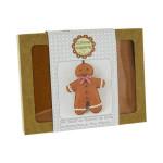 Feutrine mini kit bonhomme en pain d'épice