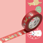 Masking Tape ex Cheeky little Lama 15 mm x 10 m