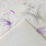 Feuille de papier Imagine 70 x 100 cm 350 g/m²