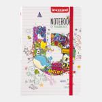Bloc-Notes A5 14,8,8 x 21 cm 80 g/m²