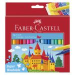 Feutre scolaire Château 36 couleurs