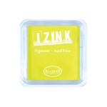 Encreur Izink Pigment - Fluo jaune